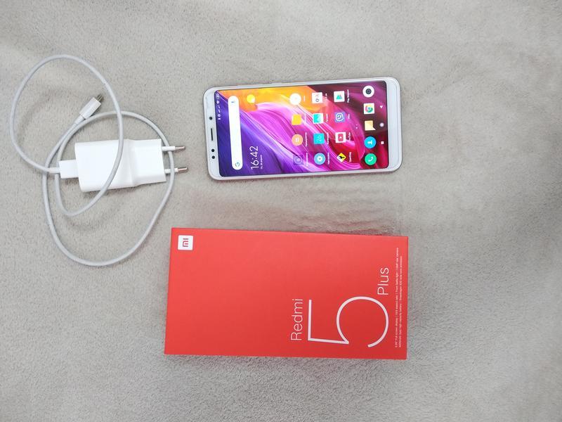 Xiaomi redmi 5 plus global 3/32 gold