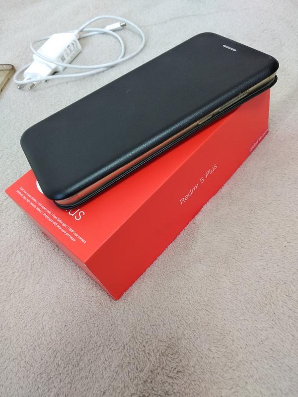 Xiaomi redmi 5 plus global 3/32 gold - Фото 3