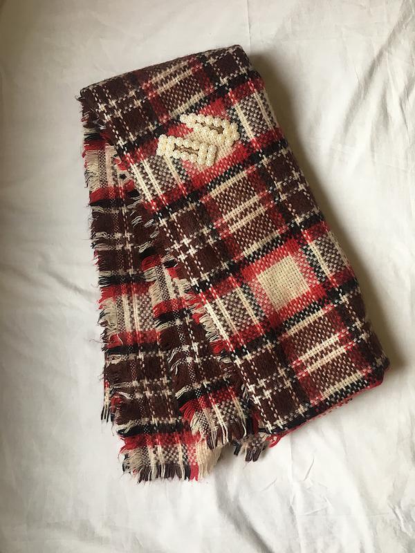 Шикарный тёплый шарф