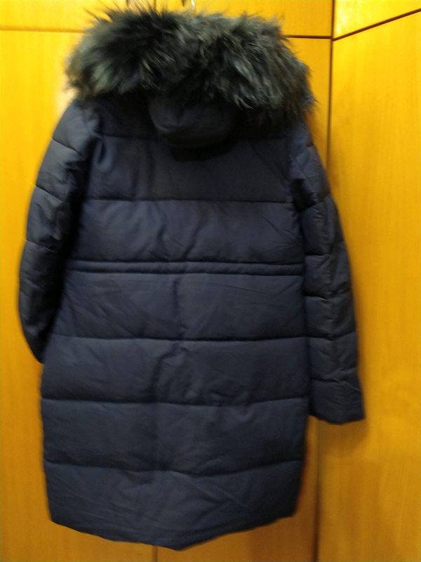 Зимняя женская куртка пальто - Фото 3