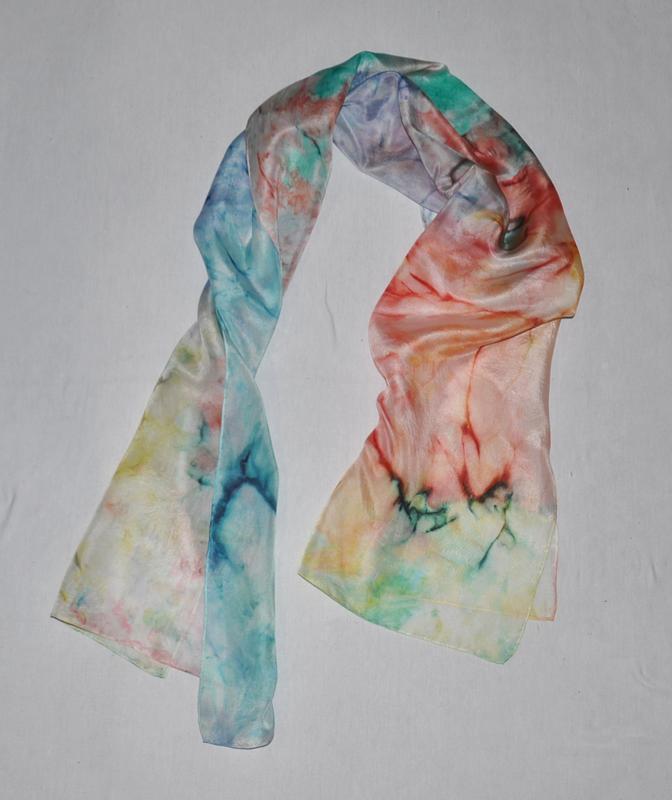 Платок, шаль, косынка, лента для волос, платок на сумку