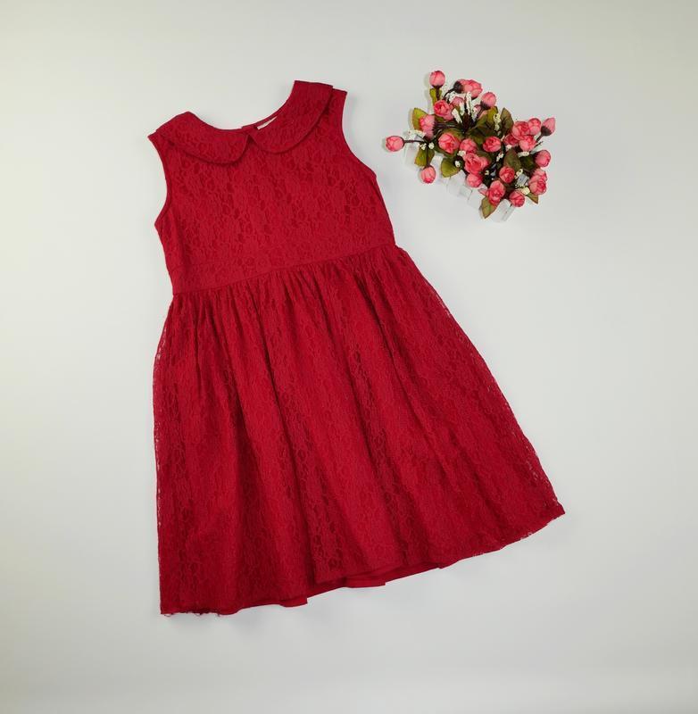 Платье на 6 лет рост 116 см