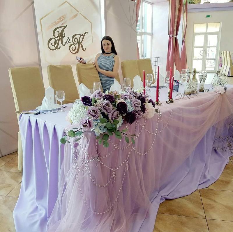 Оформление свадьбы, декор свадьбы, декоратор. - Фото 5