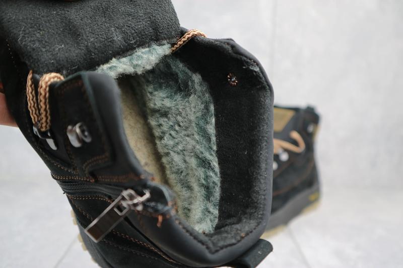 Мужские зимние ботинки {натуральная замша} - Фото 3