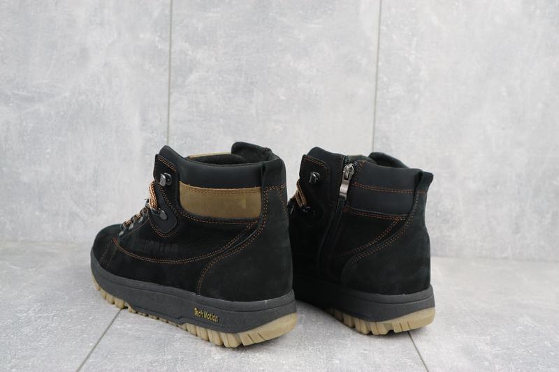 Мужские зимние ботинки {натуральная замша} - Фото 5