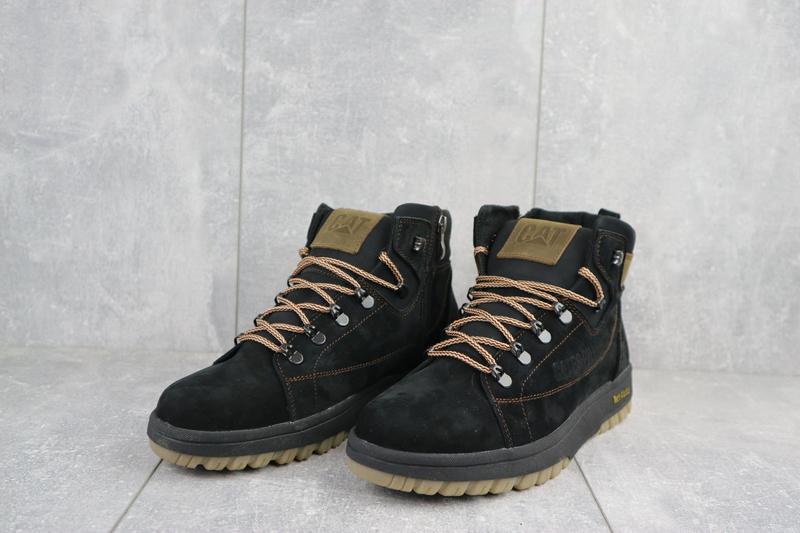 Мужские зимние ботинки {натуральная замша} - Фото 6