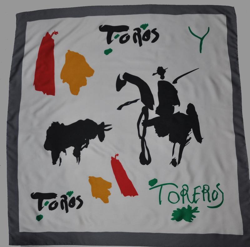 Оригинальный платок, шаль, косынка, лента для волос