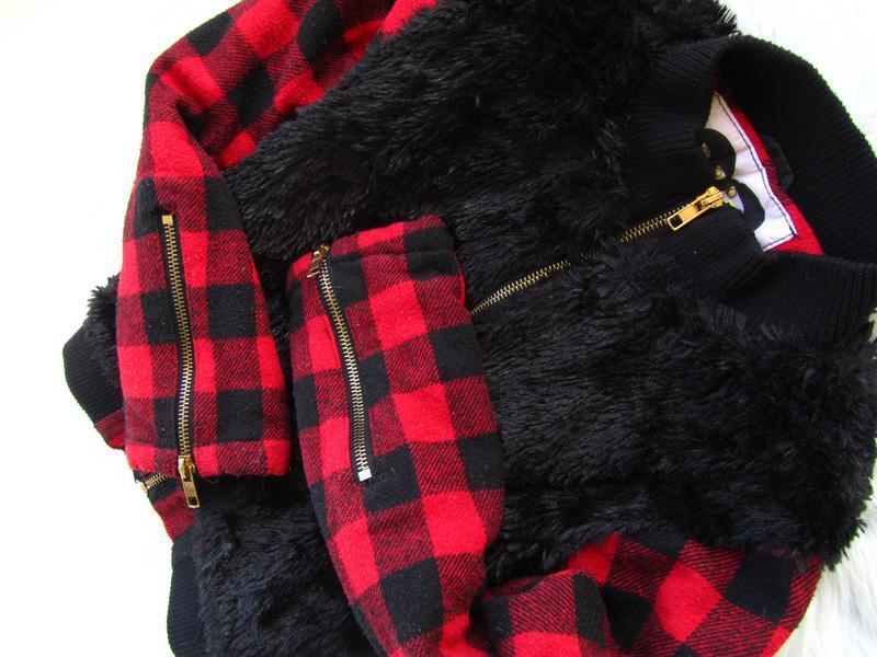 Стильная утепленная  куртка бомбер пальто young dimension - Фото 4