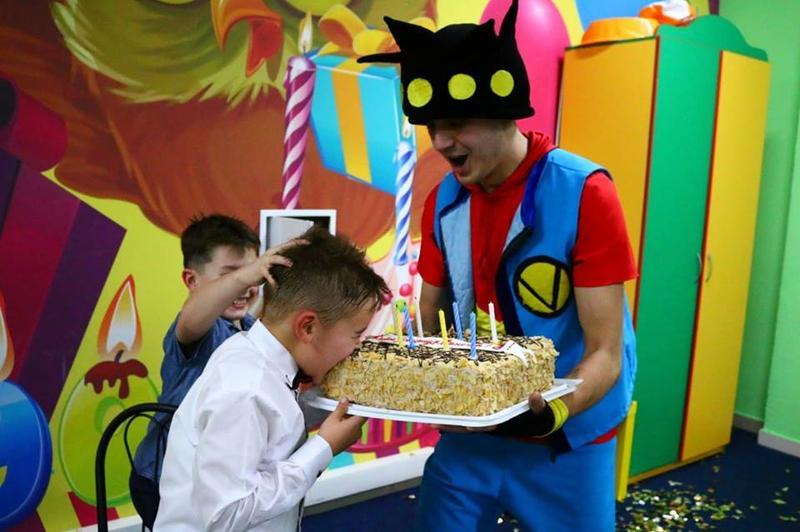 Аниматор на детский праздник - Фото 2