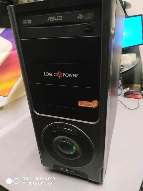 Пк 2ядра E8500 3.16Ghz /4Gb ddr2 / 250Gb HDD / ATI 4600 1Gb128bit
