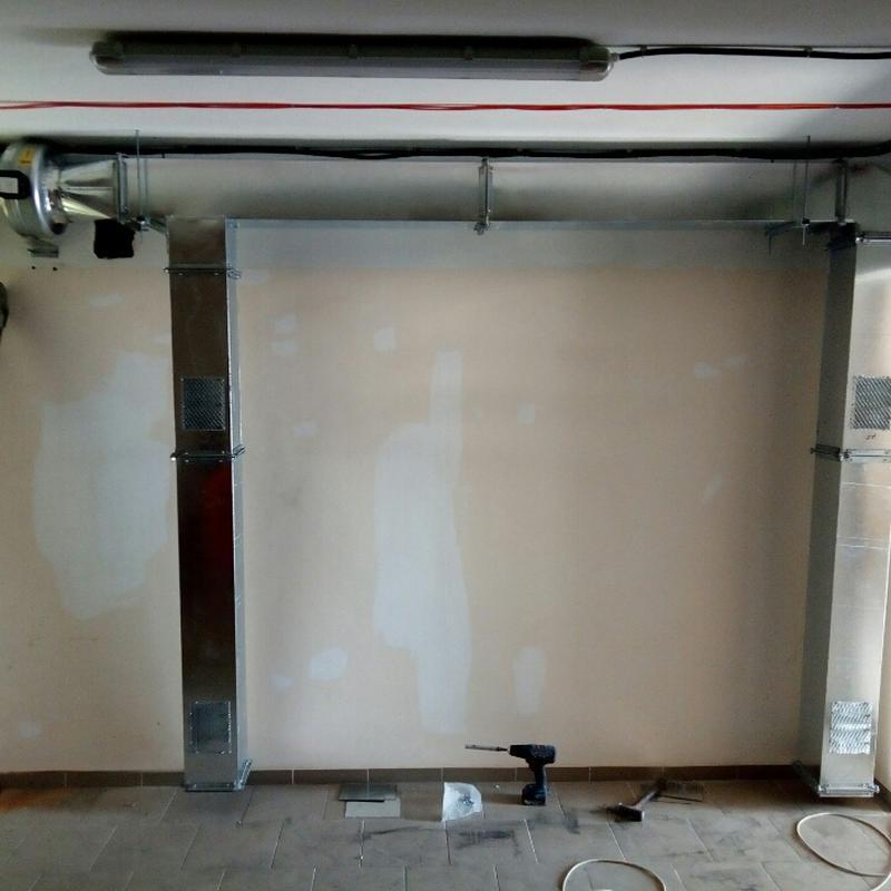Вентиляция, воздушное отопления: монтаж, ремонт, сервис.