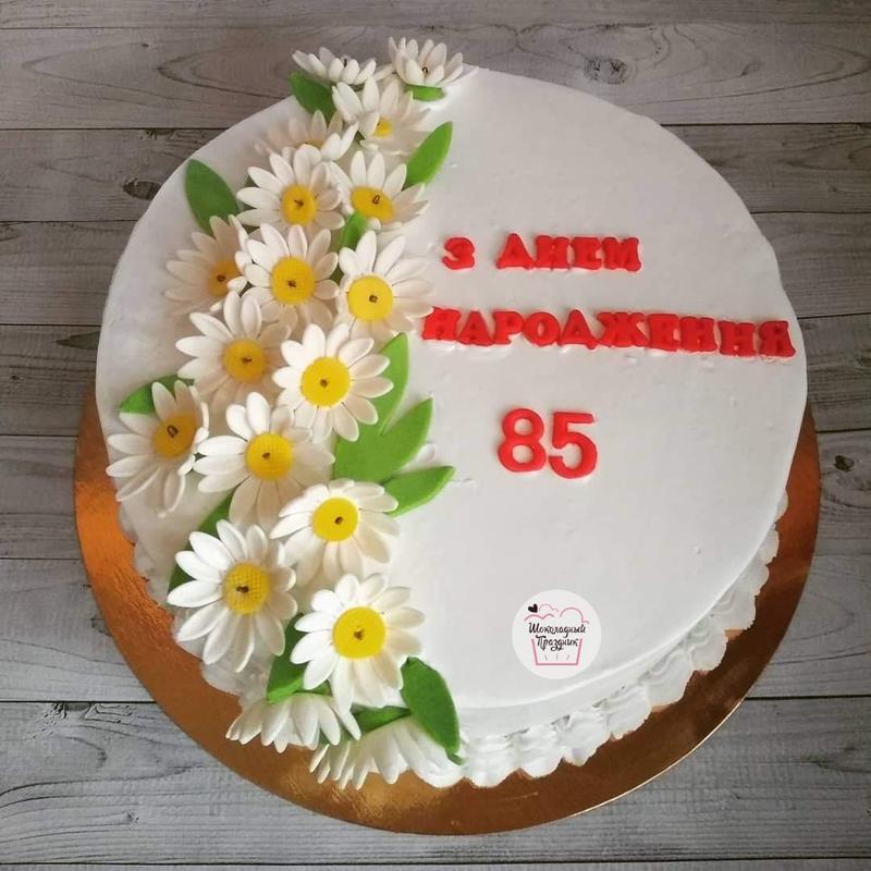 Заказать Торт на день рождения в Киеве