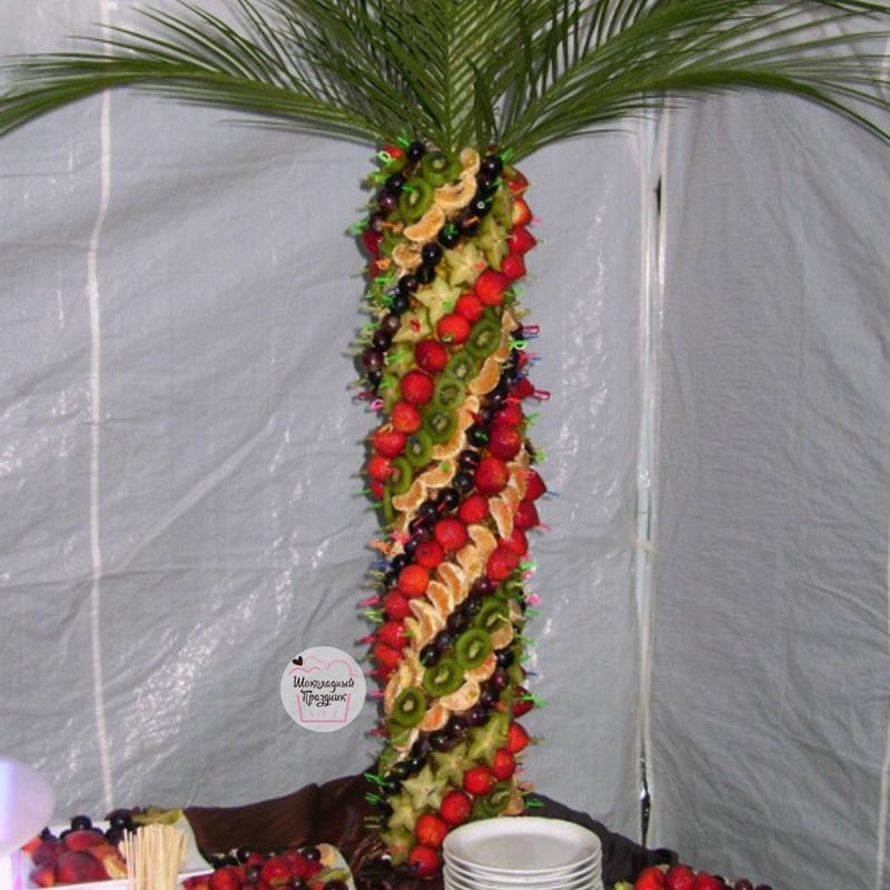 Фруктовая пальма под заказ