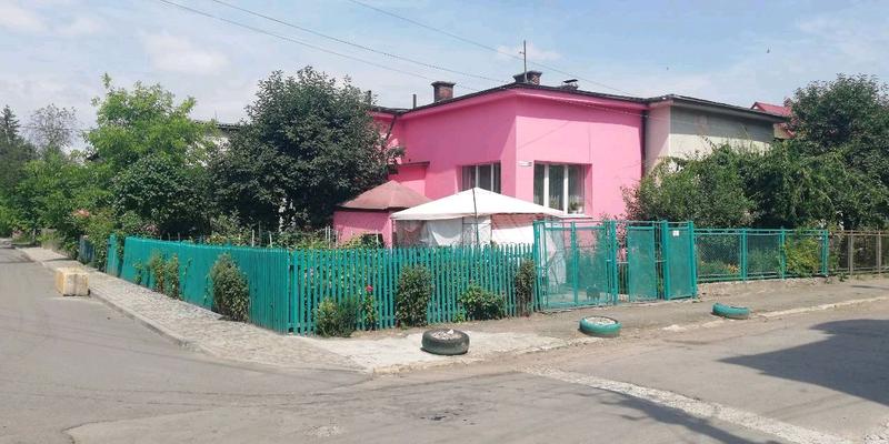 Квартира в Польском доме с участком земли .Центр города