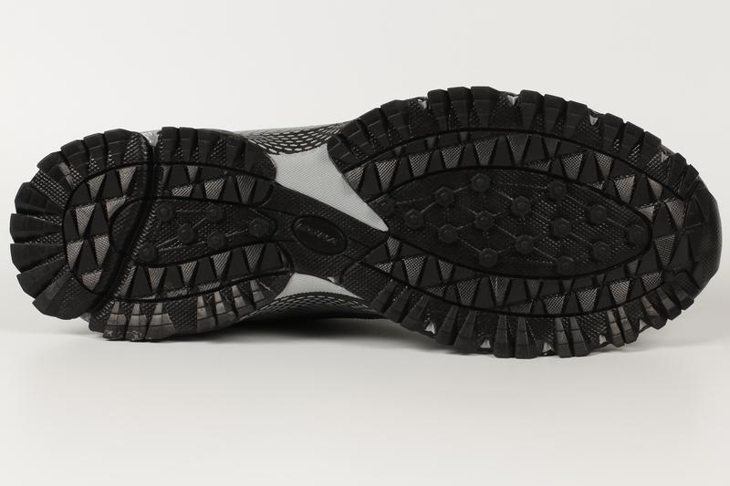 Кроссовки мужские Bona 708C Бона сетка черные Размеры 41 44 - Фото 3