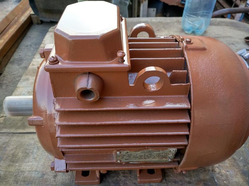 Электродвигатель 3кВт 1500об.мин.