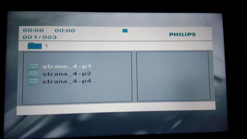 dvd плеер philips DVP5168K/51