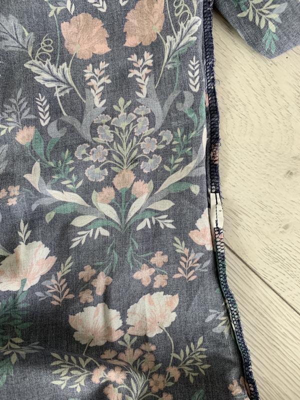 Блузка в квітковий принт, блузка, очень красивая блуза, блуза ... - Фото 8