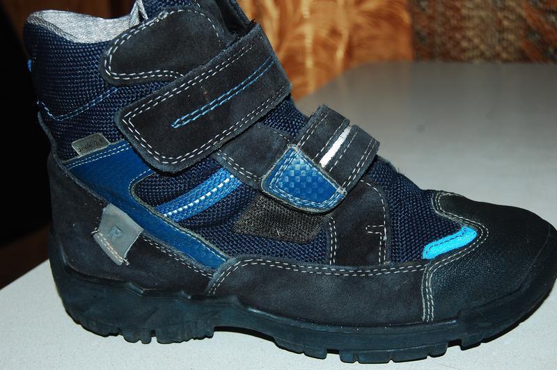 Зимние ботинки ricosta 34 размер
