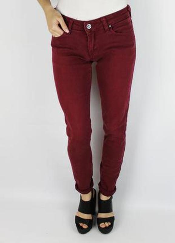 Зауженные джинсы скинни milla start
