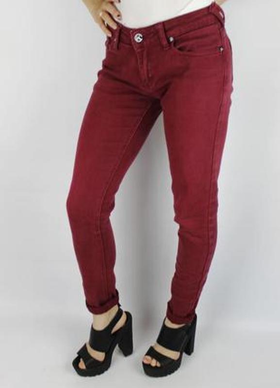 Зауженные джинсы скинни milla start - Фото 2