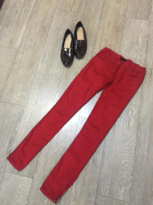 Зауженные джинсы скинни milla start - Фото 3