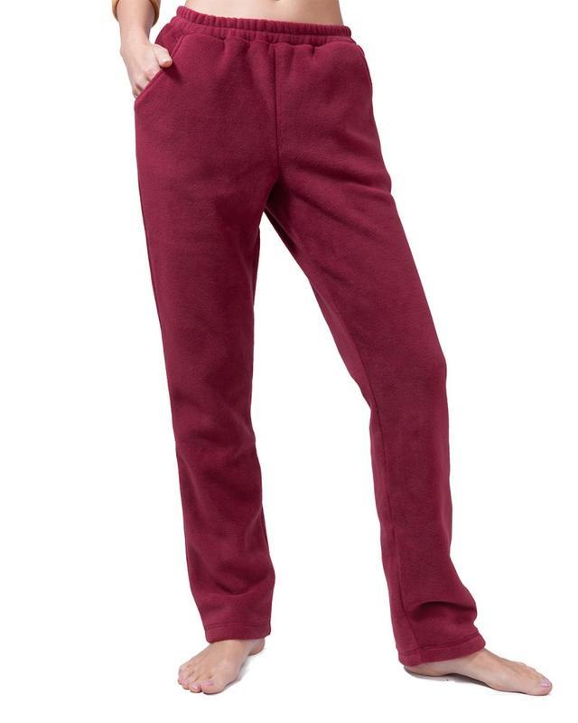 Женские поларовые спортивные штаны