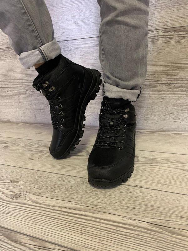 Зимние ботинки - Фото 6