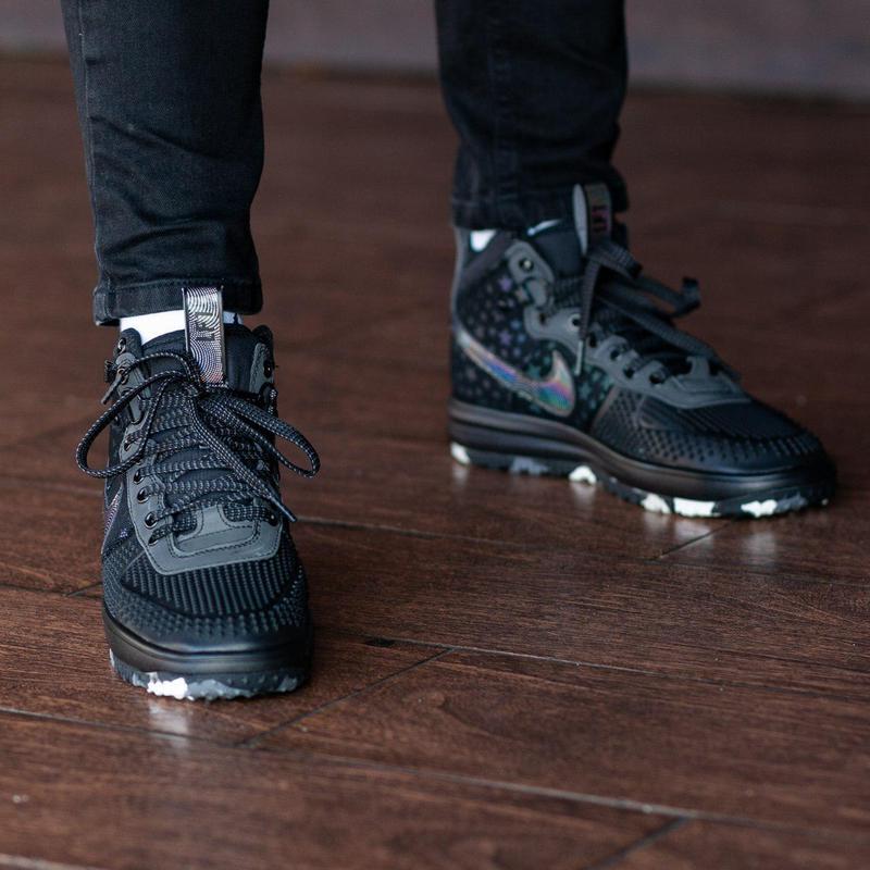 Шикарные мужские осенние кроссовки ❣️ nike lunar force 1 duckb... - Фото 2