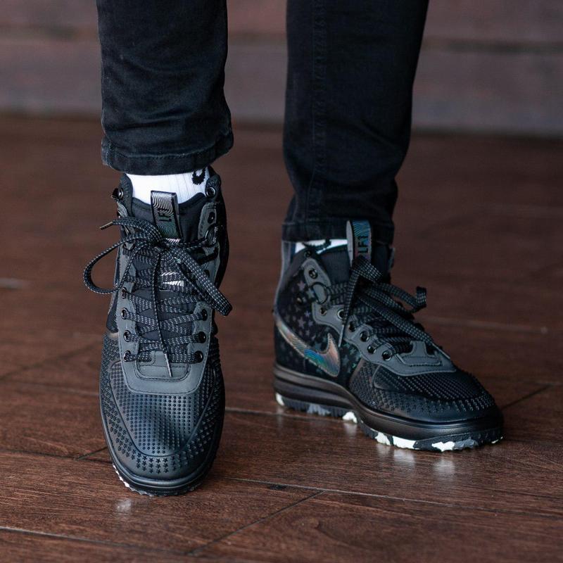 Шикарные мужские осенние кроссовки ❣️ nike lunar force 1 duckb... - Фото 6