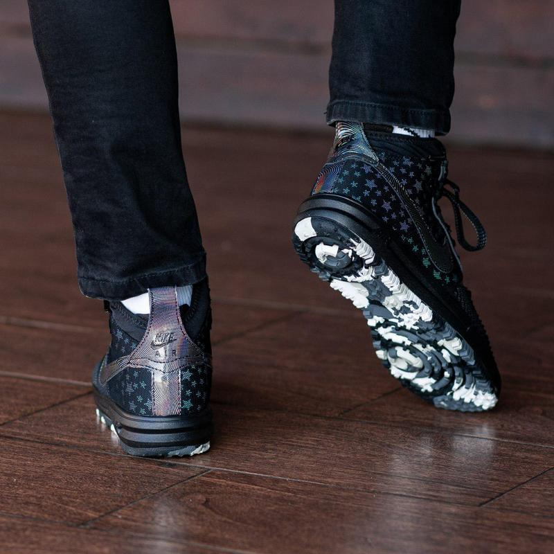 Шикарные мужские осенние кроссовки ❣️ nike lunar force 1 duckb... - Фото 8