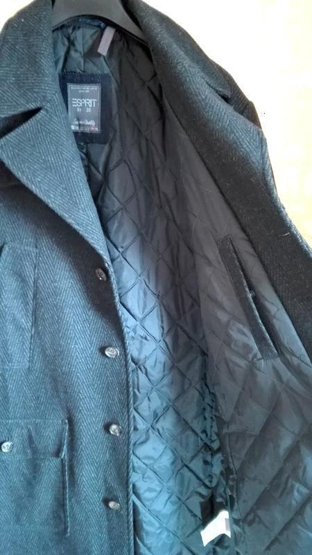 Мужское пальто esprit xxl - Фото 3