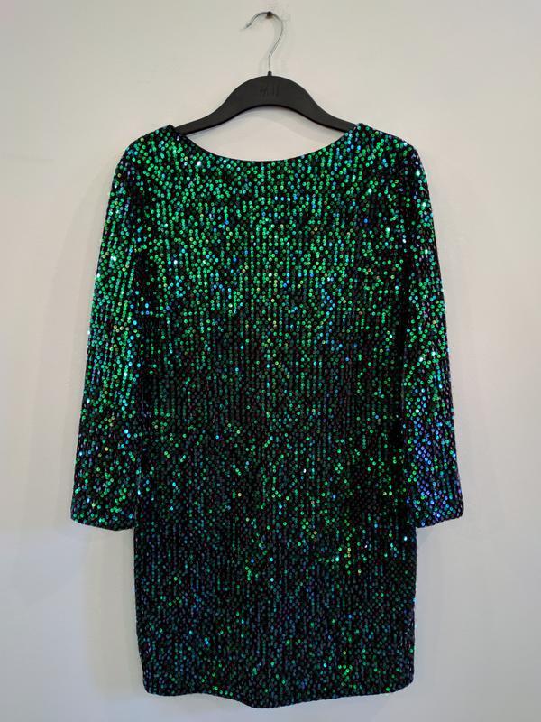 Платье zhou zhou