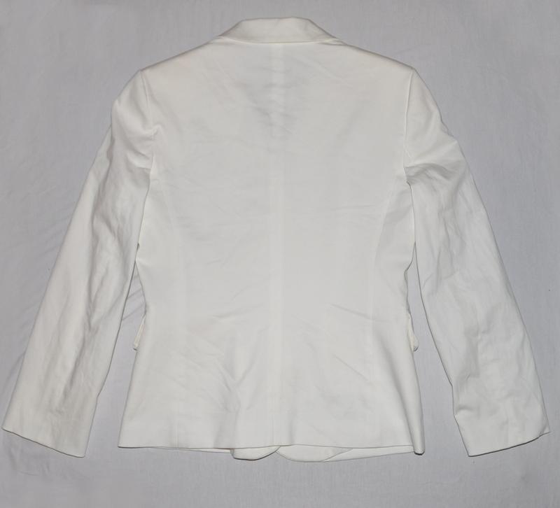 Белый пиджак - Фото 2