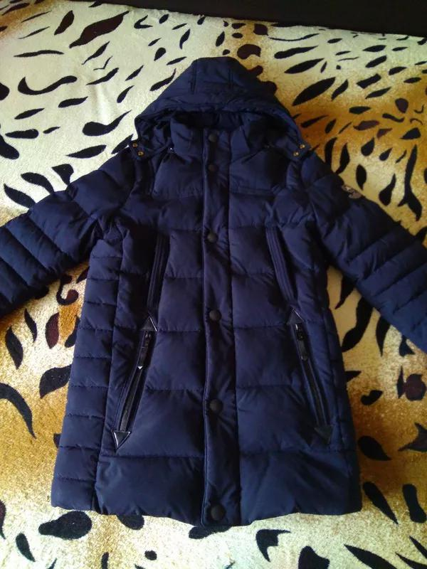 Зимняя мужская куртка-парка Haolilai