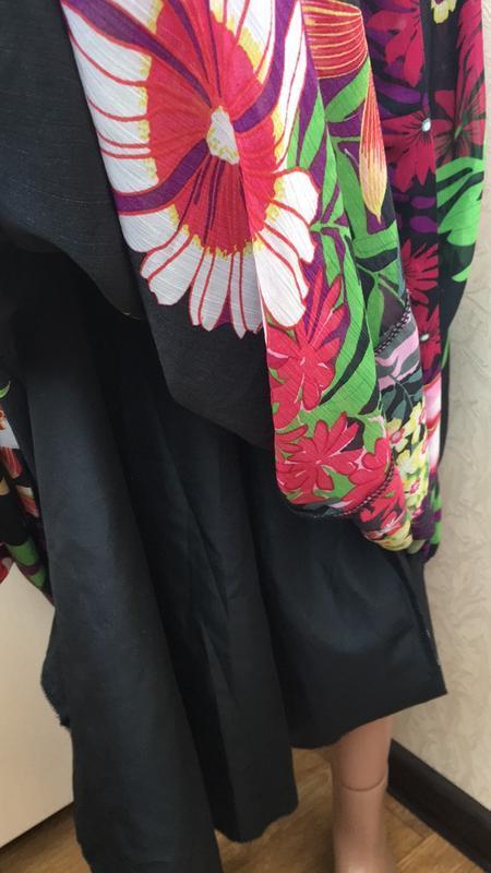 Шикарное платье с пайетками - Фото 3