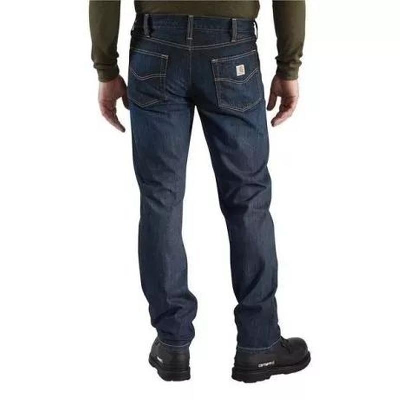 Джинсы мужские carhartt b315 straight-fit denim jeans оригинал... - Фото 2