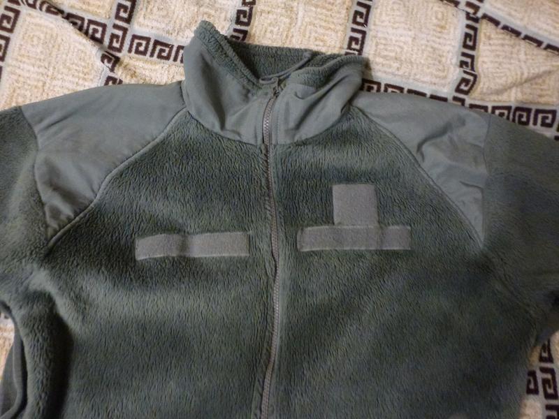 Флисовая куртка армии США ADS Gen III ECWCS Level 3