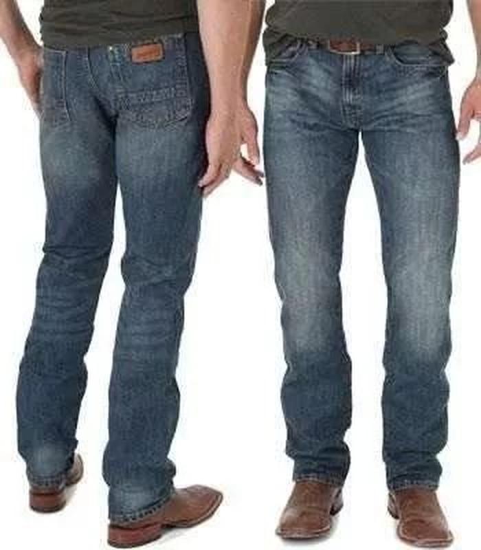 Джинсы мужские wrangler retro slim джинсы оригинал из сша