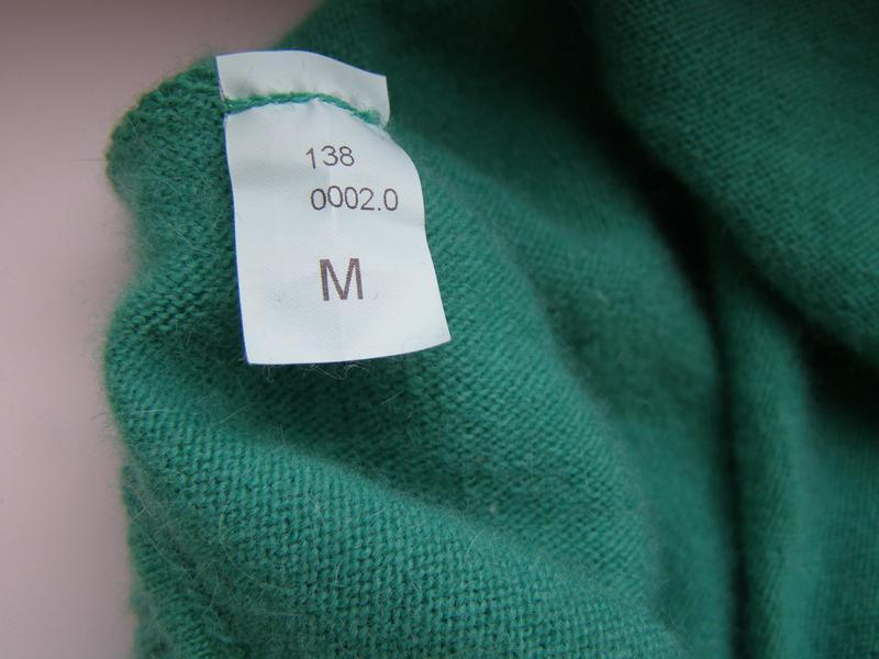 Benetton джемпер шерстьs-m-размер - Фото 9