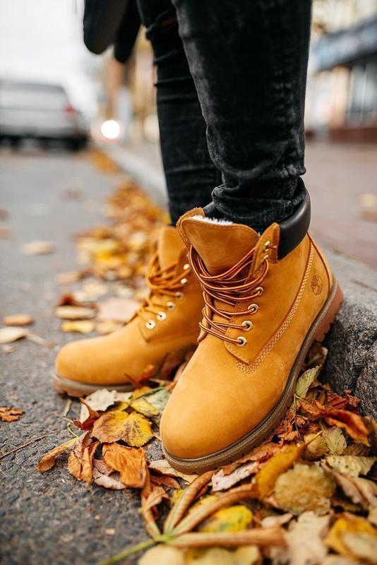 ✳️зимние мужские ботинки timberland ginger brown✳️тимберленд с...