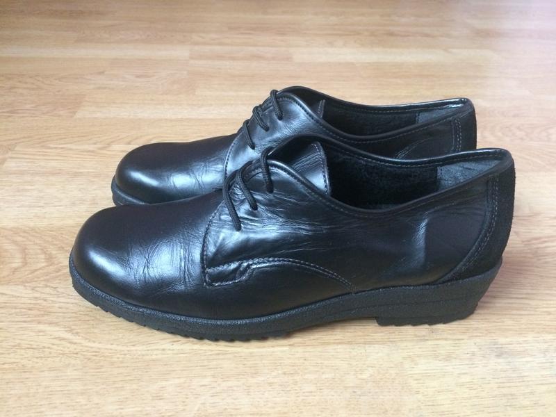 Кожаные ботинки medicus германия 40 размера в отличном состоянии