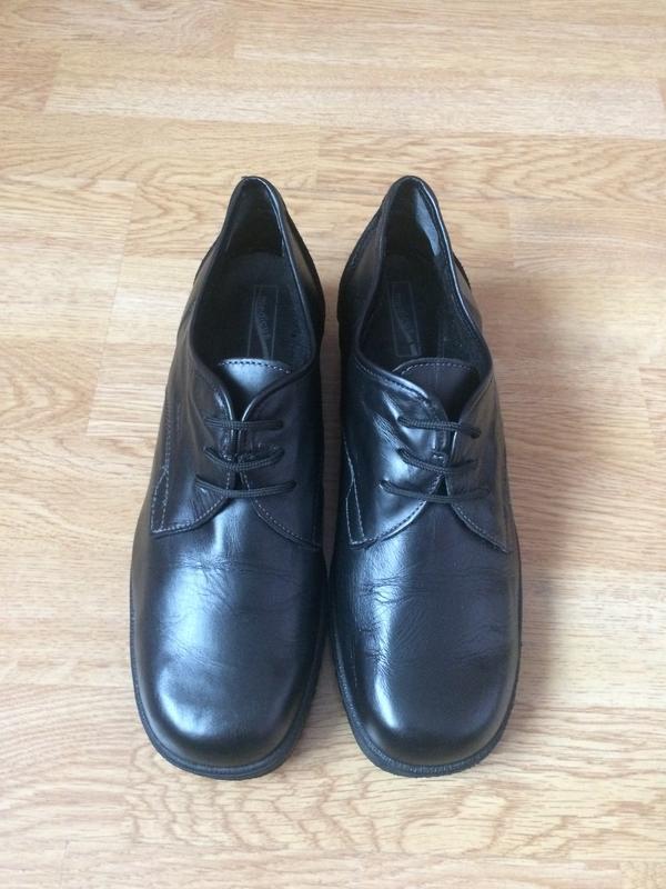 Кожаные ботинки medicus германия 40 размера в отличном состоянии - Фото 2