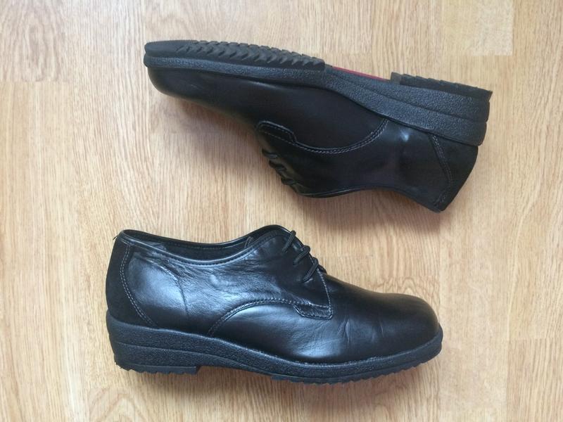 Кожаные ботинки medicus германия 40 размера в отличном состоянии - Фото 3