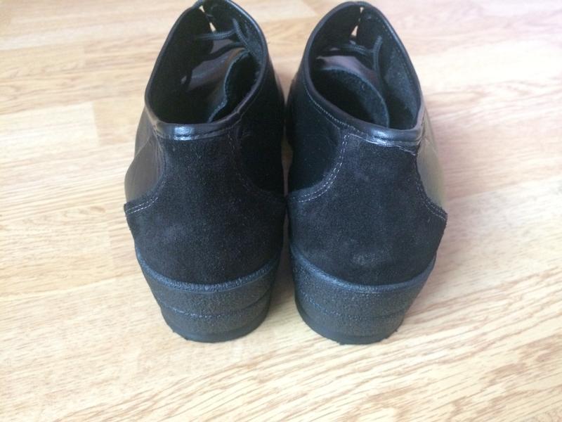 Кожаные ботинки medicus германия 40 размера в отличном состоянии - Фото 4