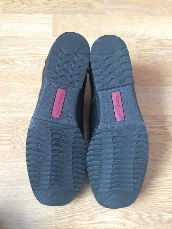 Кожаные ботинки medicus германия 40 размера в отличном состоянии - Фото 5