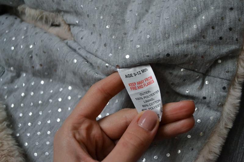 Офигенная меховая плюшевая жилетка 9-12месяцев - Фото 5