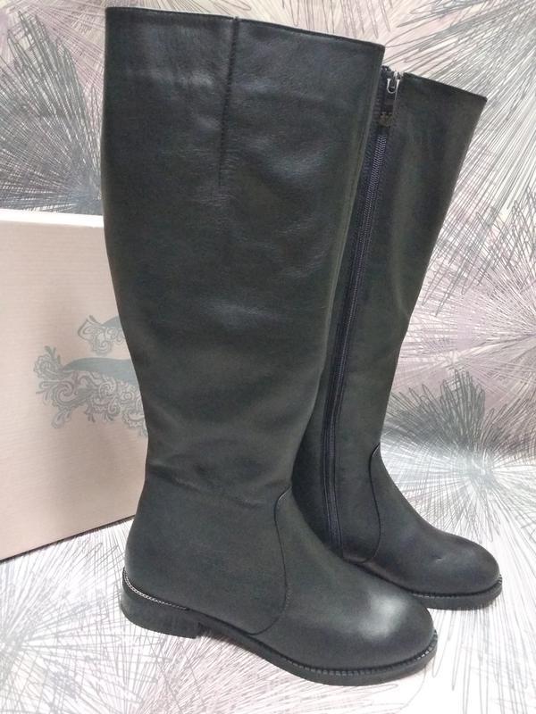 Зимние кожаные сапоги Valiente Venison 39, 40 р. Распродажа