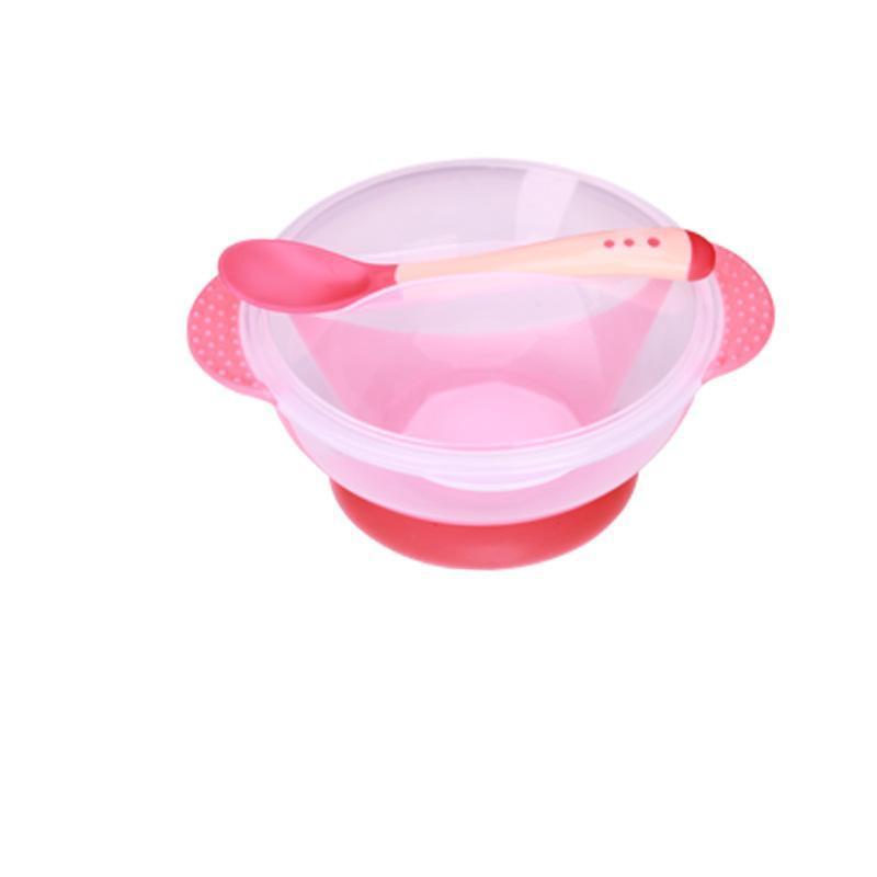 12-51 набор детской посуды детская тарелка на присоске крышка ...