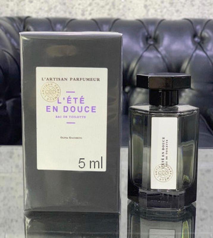 L`artisan parfumeur _l`ete en douce_original mini 5 мл_миниатю...